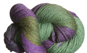 Lorna's Laces Green Line DK Yarn - Purple Iris