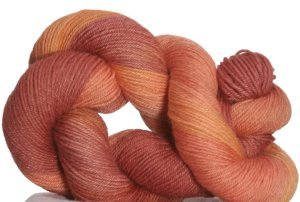 Lorna's Laces Green Line Worsted Yarn - Satsuma