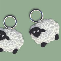 Lantern Moon Stitch Markers - Sheep (Discontinued)