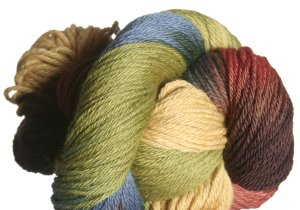 Lorna's Laces Green Line Worsted Yarn - Roadside Gerry