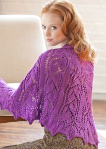 Stitch Nation Bamboo Ewe Beloved Shawl Kit - Scarf and Shawls