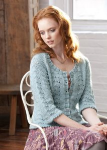 Stitch Nation Bamboo Ewe My Fair Cardi Kit - Women's Cardigans
