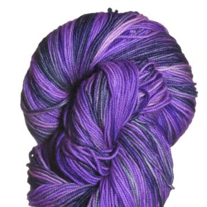 Colinette Jitterbug Yarn - 030 Purple Tan (Discontinued)