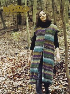 Noro Pattern Magazine - Vol. 28 (Fall 2010)
