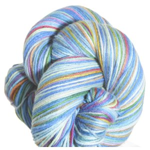 Misti Alpaca Pima Silk Hand Paint Yarn - 11 April Showers