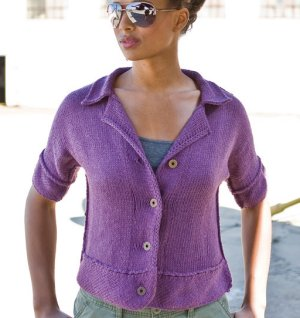 Berroco Weekend Kilikiti Cardigan Kit - Women's Cardigans