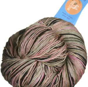 Colinette Jitterbug Yarn - 028 Pink Tweed (Discontinued)