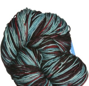 Colinette Jitterbug Yarn - 151 Mint Chocolate (Discontinued)