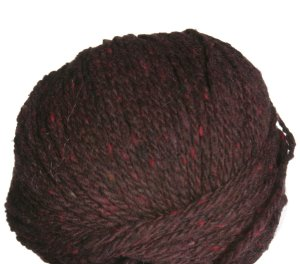 Tahki Tara Tweed Yarn - 07 Burgundy Tweed (Discontinued)