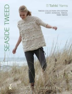 Tahki Books - Tweed Collection - 4th Edition: Seaside Tweed
