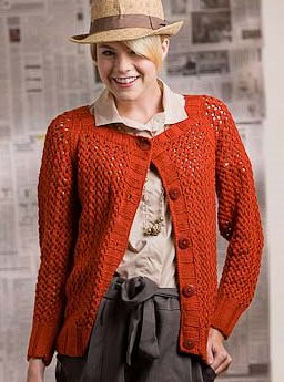 Spud and Chloe Sweater Belvedere Cardigan Kit - Women's Cardigans