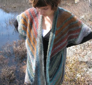 Ilga Leja Handknit Designs Patterns - Among The Birches Pattern