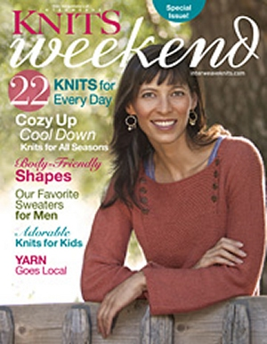 Interweave Knits Magazine - '10 Weekend Special Issue