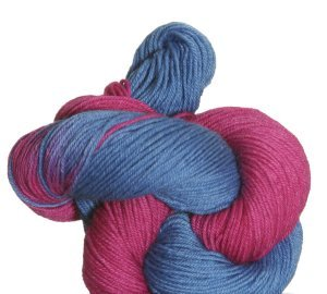 Lorna's Laces Shepherd Sock Yarn - Crazy Stripe