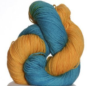 Lorna's Laces Shepherd Sock Yarn - Happy Stripe
