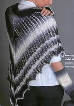 Schoppel Wolle Zauberball Triangular Shawl Kit - Scarf and Shawls