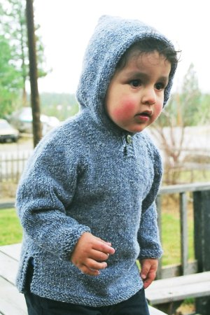 Knitting Pure and Simple Baby & Children Patterns - 0211 - Baby Tunic Pattern