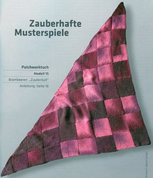 Schoppel Wolle Zauberball Patchwork Shawl Kit - Scarf and Shawls