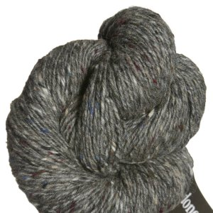 Tahki Donegal Tweed Yarn - 886 Steel Grey