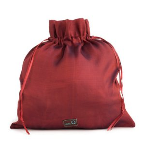 della Q Eden Plain Project Pouch Small (Style 107-1) - 046 Red