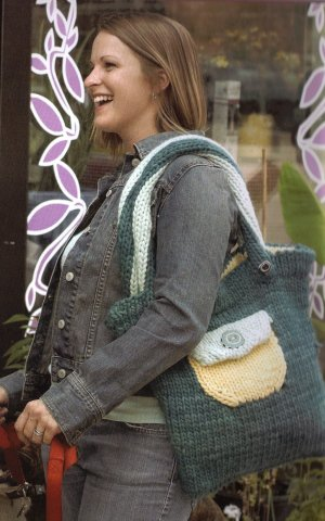 Blue Sky Fibers Bulky Hand Dyes Pocket Tote Kit - Women's Accessories
