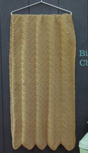 Berroco Comfort Crochet Bicolor Chevron  Kit - Crochet for Home