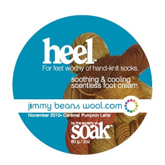 Soak Heel - '10 November - Caramel Pumpkin Latte