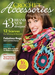 Interweave Crochet Magazine - '10 Accessories (Discontinued)