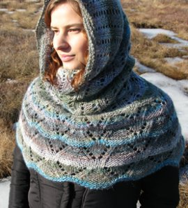 Ilga Leja Handknit Designs Patterns - Tundra Pattern