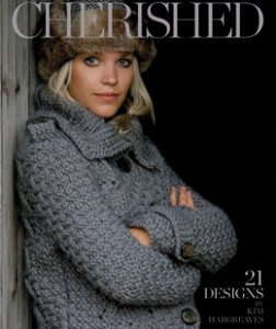Kim Hargreaves Pattern Books - Cherished (Discontinued)