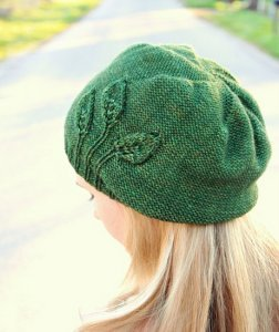Madelinetosh Tosh Vintage Seedling Hat Kit - Hats and Gloves