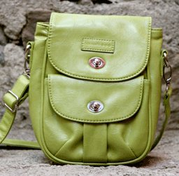Namaste Classic Hip Holster - Lime