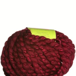 Be Sweet Slubby Merino Yarn - Burgundy