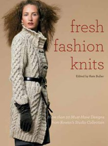 Rowan Pattern Books - Fresh Fashion Knits (Discontinued)