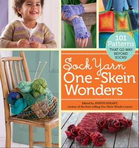 One-Skein Wonders - Sock Yarn One-Skein Wonders