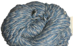 Cascade Baby Alpaca Chunky Yarn - 624 - Silver Turquoise Twist (Discontinued)