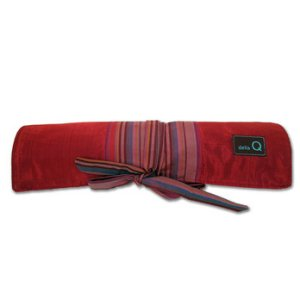 della Q Double Point Roll (Style 158-1) - 004 Red