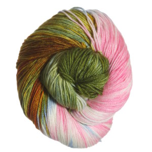 Madelinetosh Pashmina Yarn - Mansfield's Garden Party (Discontinued)