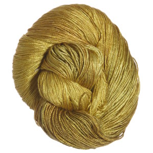 Hand Maiden Sea Silk Yarn - Minegold