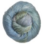 Hand Maiden Swiss Mountain Sea Silk Yarn - November Sky