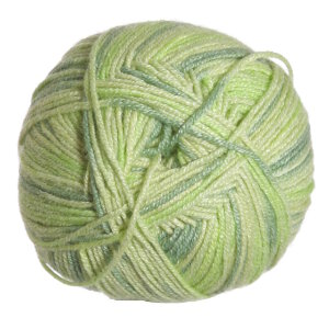 Crystal Palace Panda Silk Yarn - 5138 Spring Greens (Discontinued)