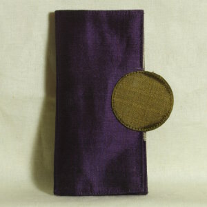 Lantern Moon Mindy Pockets - Purple