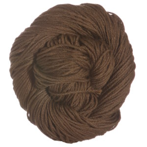 Tahki Cotton Classic Yarn - 3328 - Chocolate (Discontinued)