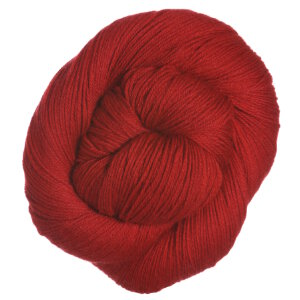 Cascade Heritage Silk Yarn - 5619 Christmas Red