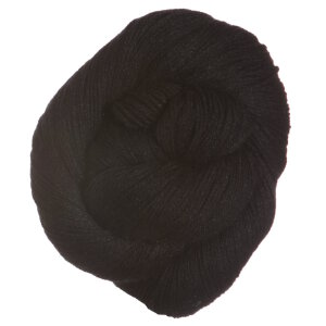 Cascade Heritage Silk Yarn - 5672 Real Black