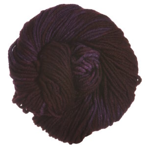 Malabrigo Twist Yarn - 204 Velvet Grapes