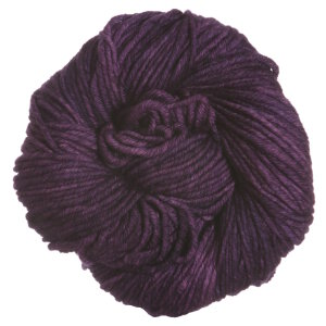 Malabrigo Twist Yarn - 612 Grapes
