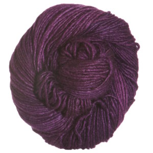 Malabrigo Silky Merino Yarn - 421 Blackberry