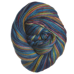 Misti Alpaca Hand Paint Sock Yarn - 21 Northern Lights (Discontinued)