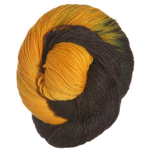 Lorna's Laces Solemate Yarn - Bee Stripe